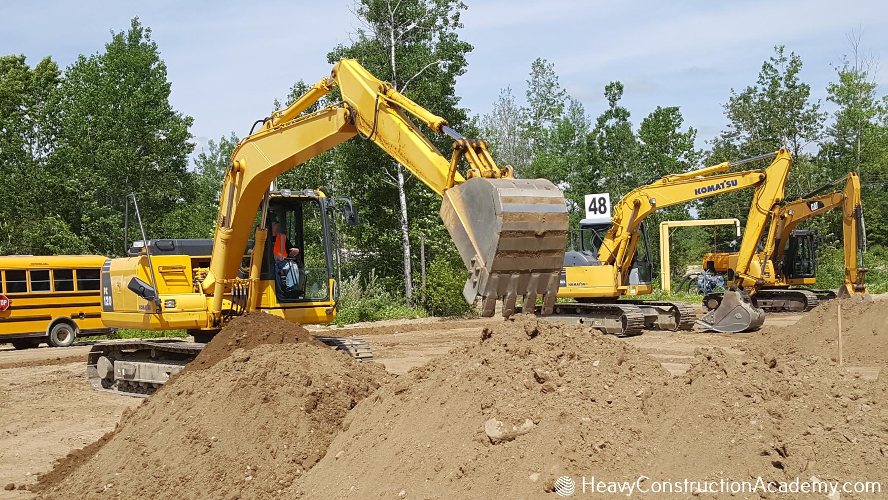 Image Gallery Heavy Equipment Operator
