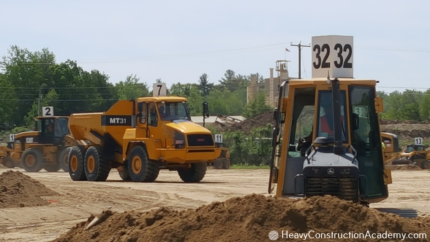 view of heavy equipment - photo #21