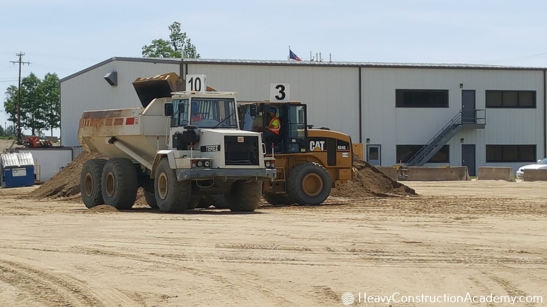 how to become a heavy equipment operator in florida