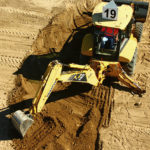 HCA Backhoe Training